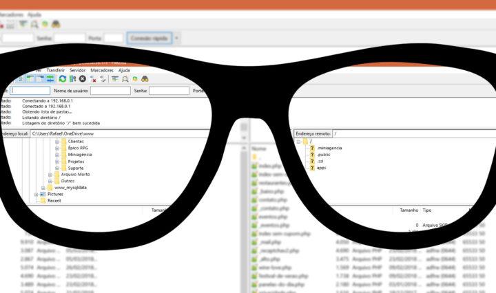 Textos e ícones borrados em telas de alta resolução